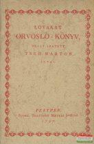 Tseh Márton - Lovakat orvosló-könyv