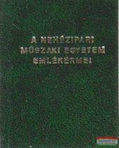 Horváth Zoltán - A Nehézipari Műszaki Egyetem emlékérmei (minikönyv)