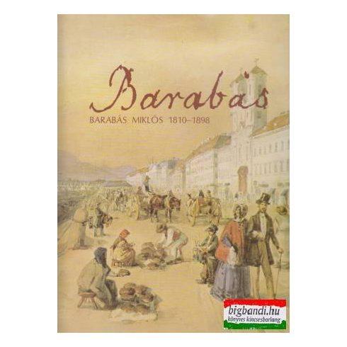 Barabás Miklós 1810-1898
