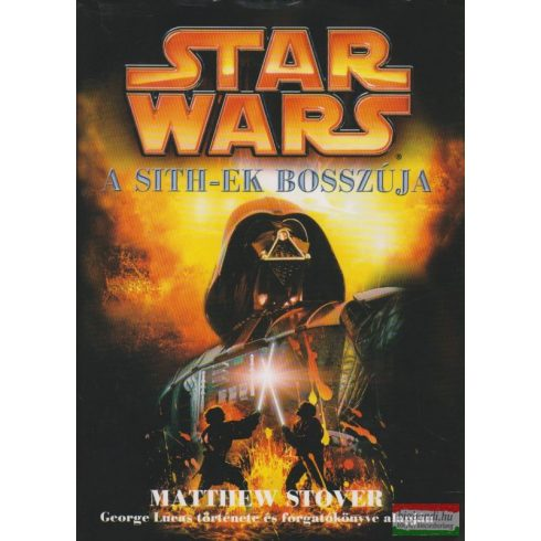 Matthew Stover - A Sith-ek bosszúja