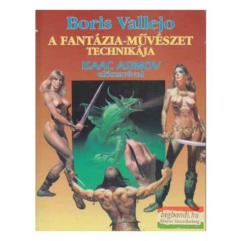 Boris Vallejo - A fantázia-művészet technikája