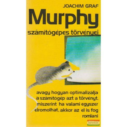 Murphy számítógépes törvényei