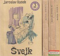Jaroslav Hasek - Svejk I-IV.
