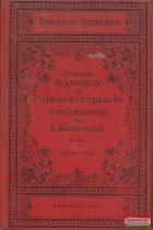B. Manassewitsch - Praktische Grammatik der Polnischen Sprache für den Selbstunterricht