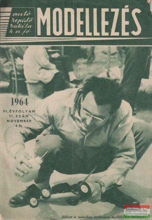 Modellezés VI. évfolyam, 1964/11.szám