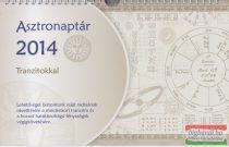 Asztronaptár 2014 - tranzitokkal