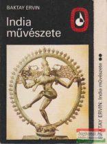 Baktay Ervin - India művészete I-II.