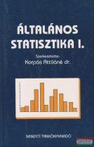 Korpás Attiláné dr. - Általános statisztika I.