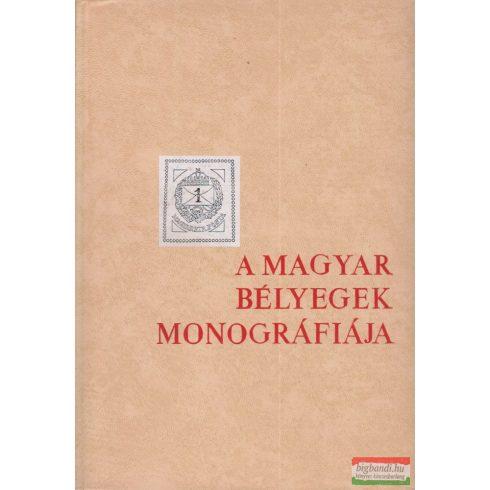 A magyar bélyegek monográfiája III.