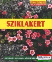 Sziklakert - kerttervezés-kerti munka-növényápolás-növényismeret