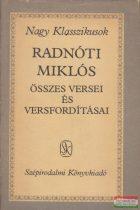Radnóti Miklós - Radnóti Miklós összes versei és versfordításai