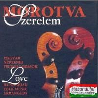 Morotva - Szerelem CD
