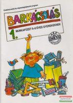 Barkácsolás 1. - munkafüzet 6-8 éves gyerekeknek