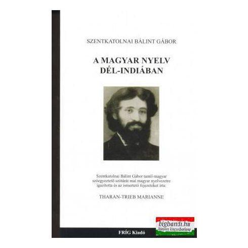 A magyar nyelv Dél-Indiában