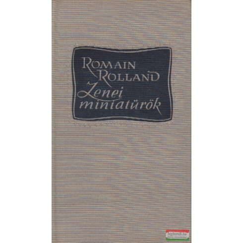 Romain Rolland - Zenei miniatűrök II.
