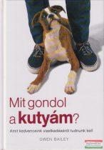 Gwen Bailey - Mit gondol a kutyám? - Amit kedveceink viselkedéséről tudnunk kell