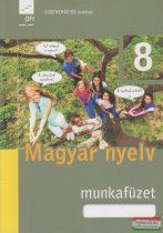 Magyar nyelv 8. munkafüzet