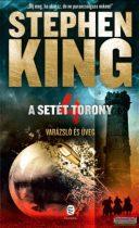 Stephen King - A Setét Torony 4. - Varázsló és üveg