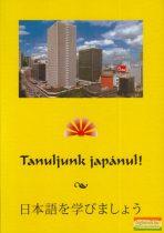 Varga István - Tanuljunk japánul! + 3 CD