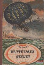 Verne Gyula - Rejtelmes sziget