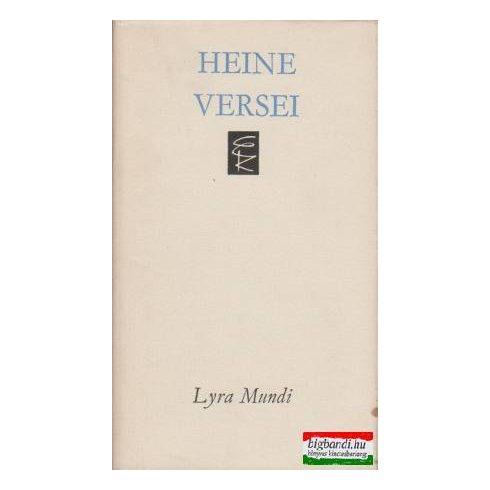 Heinrich Heine versei (Lyra Mundi)