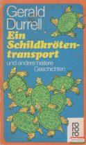Gerald Durrell - Ein Schildkrötentransport