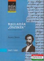 """Balladák + """"Őszikék"""" - teljes, gondozott szöveg"""