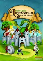 Székelyföldi Legendárium + térkép