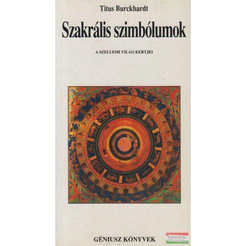 Titus Burckhardt - Szakrális szimbólumok