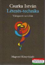 Létezés-technika - válogatott novellák