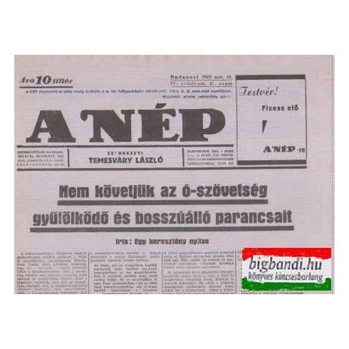 Hadi Krónika c. folyóírat újságmellékletei