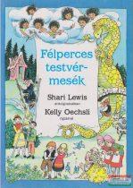 Shari Lewis, Kelly Oechsli - Félperces testvér-mesék