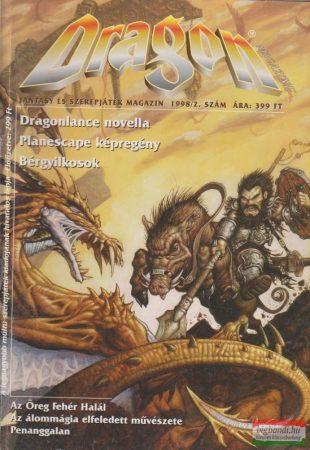 Pollák Tamás szerk. - Dragon - Fantasy és szerepjáték magazin 1998/2. szám