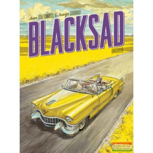 Juan Díaz Canales - Blacksad 5. - Amarillo