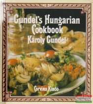 Károly Gundel - Gundel's Hungarian Cookbook