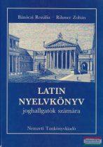Bánóczi Rozália, Rihmer Zoltán - Latin nyelvkönyv joghallgatók számára