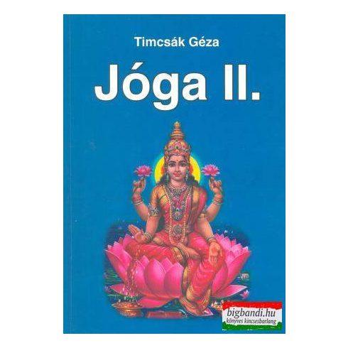 Jóga II. - a belső erők összhangja