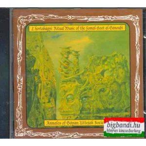 Hortobágyi László - Ritual Music of the Fomal-Hoot al-Ganoubi CD