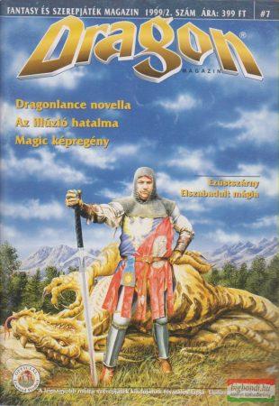 Pollák Tamás szerk. - Dragon - Fantasy és szerepjáték magazin 1992/2. szám