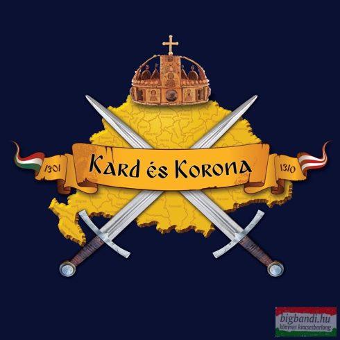 Kard és Korona társasjáték