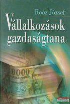 Vállalkozások gazdaságtana - 311/2003