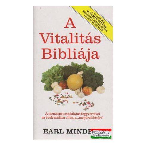 Earl Mindell - A Vitalitás Bibliája