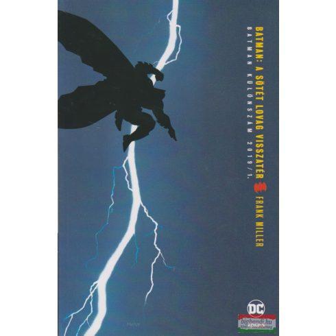 Frank Miller - Batman: A sötét lovag visszatér - Batman különszám 2019/1.