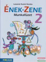 Ének-Zene 2. - Munkafüzet