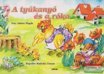 Juhász Magda, Radvány Zsuzsa - A tyúkanyó és a róka - leporelló