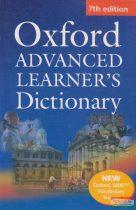 Sally Wehmeier szerk. - Oxford Advenced Learner's Dictionary