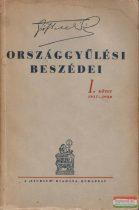 Gróf Teleki Pál Országgyűlési beszédei I-II.