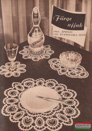 Fürge ujjak VIII-X. évfolyam, 1964-66/18 szám