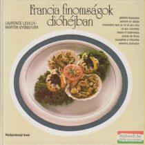Francia finomságok dióhéjban