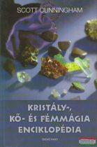Scott Cunningham - Kristály-, kő- és fémmágia enciklopédia